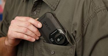 FLIR-thermal-imaging-camera