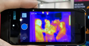 What Can A Thermal Imaging Camera See-Through