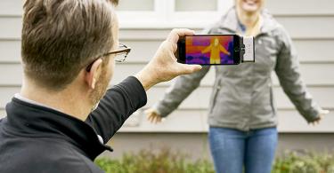 Cheap Thermal Imaging Camera