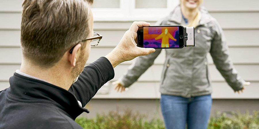 Cheap Thermal Imaging Camera