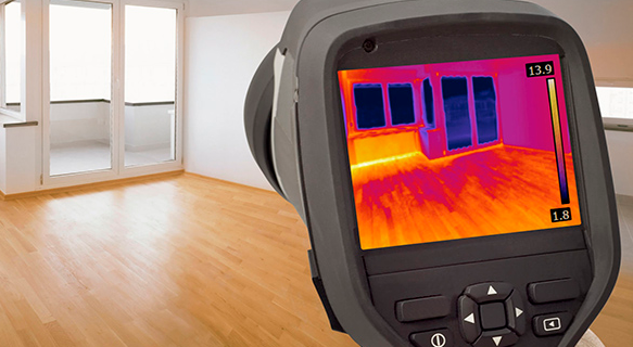 Disadvantages of Thermal Imaging