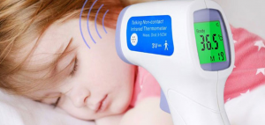 How-Does-A-Non-contact-Infrared-Thermometer-Work