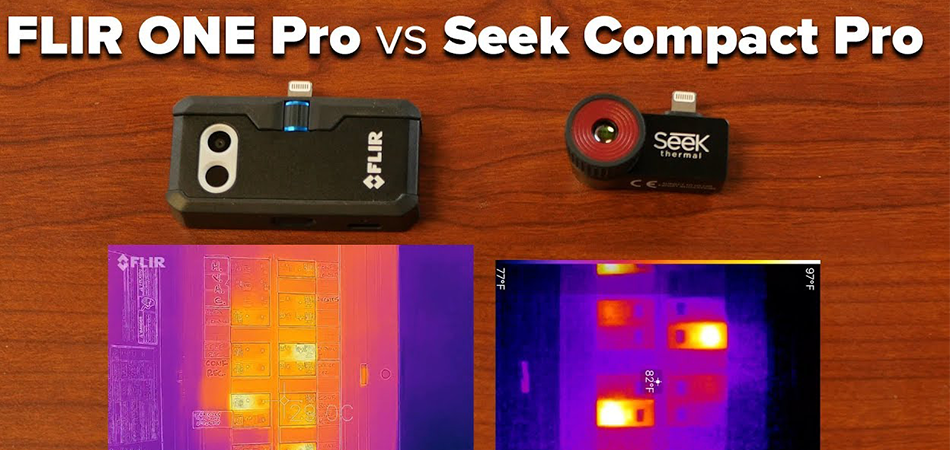 Flir One Pro Vs Seek Compact Pro: What Is The Difference?