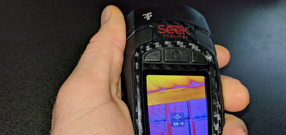 Seek Thermal Reveal Pro Review