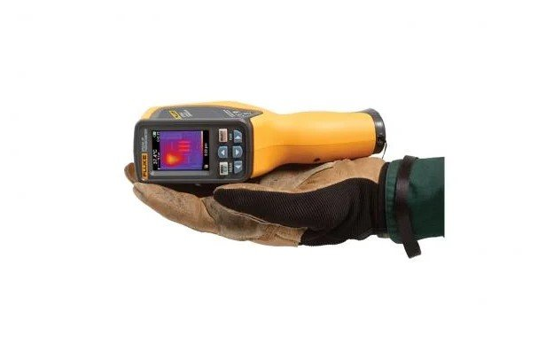 How To Use The Fluke VT04A Visual IR Thermometer