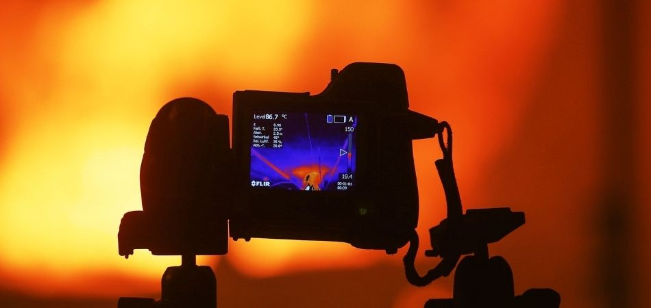 How to Stop a Thermal Imaging Camera