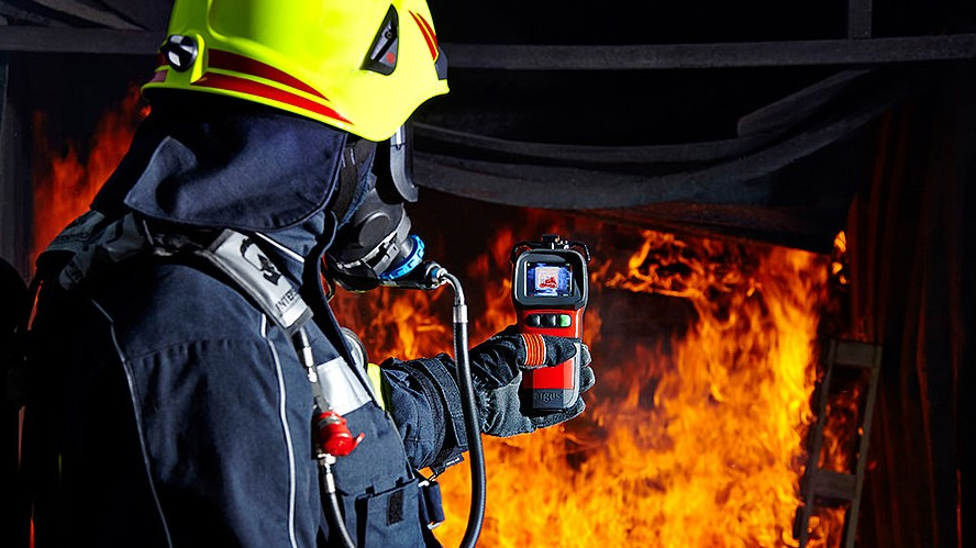 Why Do Firefighters Use Infrared Cameras